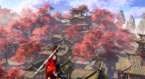 国产游戏《永劫无间》预告公布 2020年正式发售