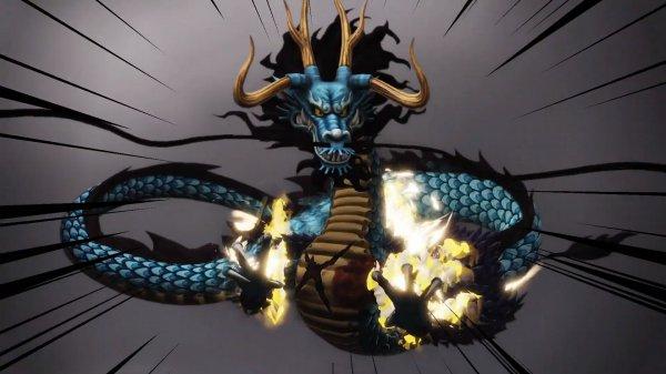《海贼无双4》发布新预告 两大四皇霸气亮相