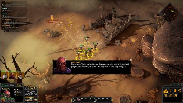 科幻RTS新作《灰区》上架Steam 明年三月开启抢先体验