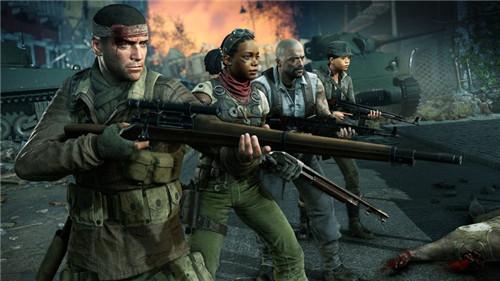 经典丧尸射击游戏《僵尸部队4》即将上线 游戏大小已可见