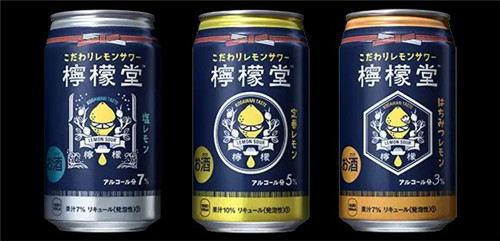 《柠檬堂》罐装柠檬汽酒饮料卖断货 日本可口可乐:我们也没想到