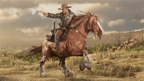 《荒野大镖客:救赎2》在线模式更新:免费赏金猎人证 马匹6折促