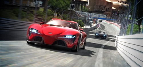 GT赛车系列制作人计划利用PS5性能突破60帧限制