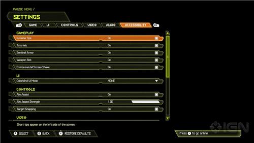 《毁灭战士:永恒》提供大量细致界面自定义功能