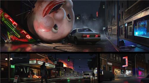 《生化危机3:重制版》将有体验版 新演示及截图公布