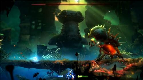 《奥日与萤火意志》PC版12分钟演示 展示探索和Boss战