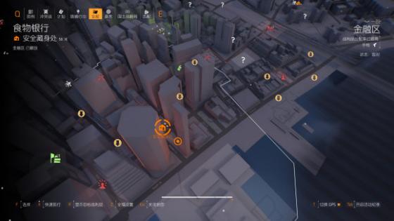 全境封锁2上锁箱子地图位置分享 上锁箱子在哪找?