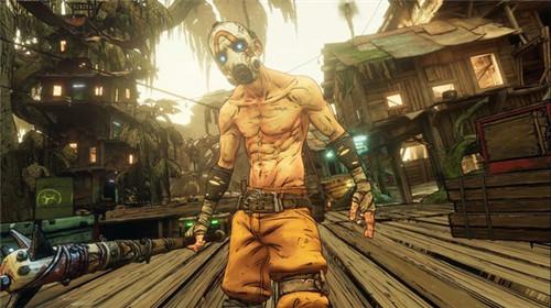 Steam《无主之地3》开启预购 全版本半价特惠!