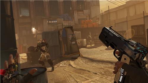 《半条命:Alyx》Steam好评如潮 VR大作新标杆