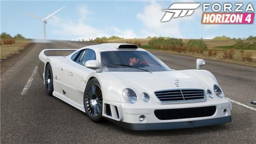 《极限竞速:地平线4》冬季赛上线,众多顶尖名车等你