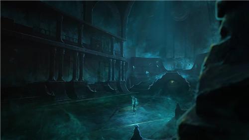 《英雄联盟》新动画短片 暗影岛锤石收割凡人灵魂