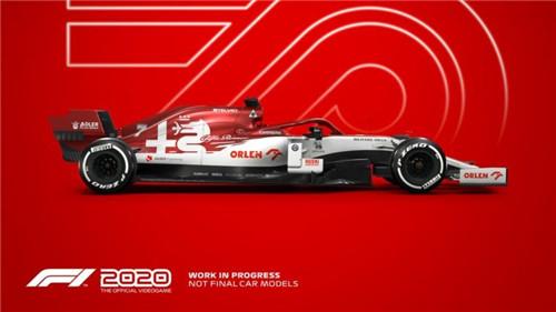 Codemasters《F1 2020》正式公布 7月10日发行