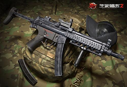 《生死狙击2》枪械配件系统揭秘 打造独一无二的专属