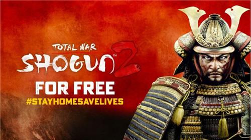 喜加一!Steam《全面战争:幕府将军2》目前可免费领取