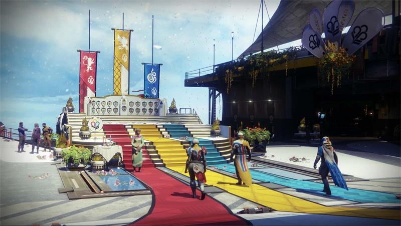 《命运2》三大职业火热竞争,守护者游戏免费开放中!