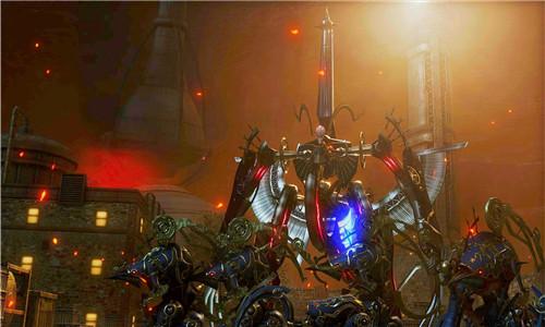 《异度之刃:决定版》全新高清截图 月末踏上冒险