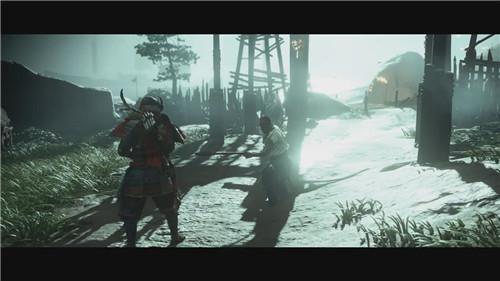 《对马岛之鬼》18分钟战鬼玩法解说影片中文版公开