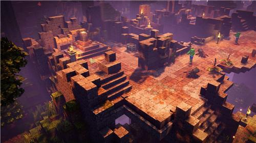 曝《我的世界:地下城》将推两款DLC 添加雪地、丛林关卡