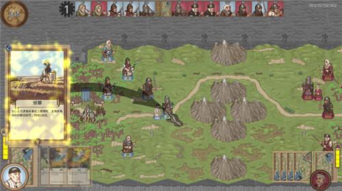 中世纪策略游戏《领主争锋》上架steam 今日开启EA