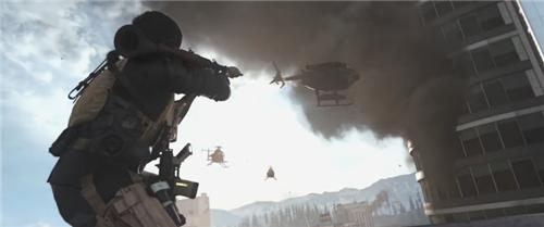 《使命召唤:战区》第四赛季预告公开 普莱斯队长亮相