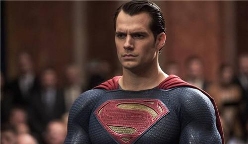 亨利·卡维尔商谈再次出演超人 但是只会进行客串