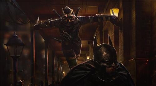 传《蝙蝠侠》新作几个月内公布 发售日比想象中要早!