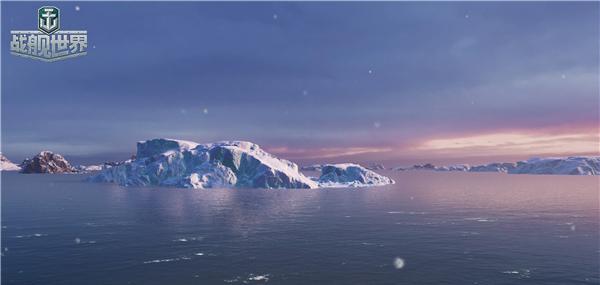 向海与空进发!《战舰世界》绚丽场景欣赏