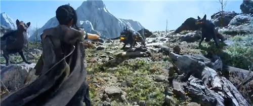 PS5游戏发布会:SE新企划《Project Athia》公开