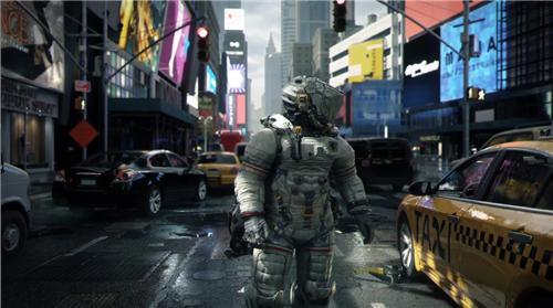 PS5游戏发布会:卡普空《Pragmata》2022年发售