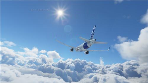 《微软飞行模拟》惊艳实机片段 照片级画质抓人眼球