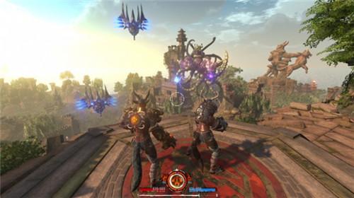 《全能者:弑神之旅》曝玩法演示 和恶魔、怪物激斗
