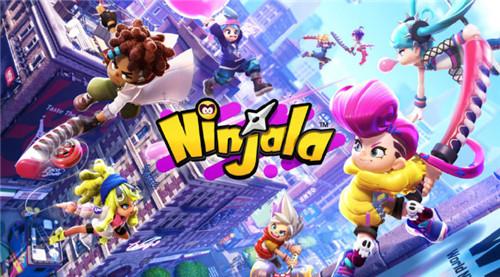 IGN游戏之夏《Ninjala》官方预告片公开