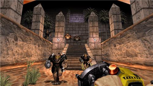 《毁灭公爵3D:20周年纪念版》将于6月23日登陆Switch