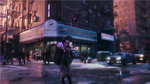 PS博客更新《蜘蛛侠:迈尔斯·莫拉莱斯》情报