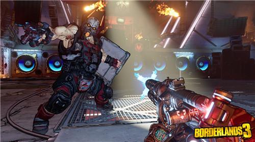 """《无主之地3》""""浴血镖客""""新地图要素 鼓励全新战斗策略"""