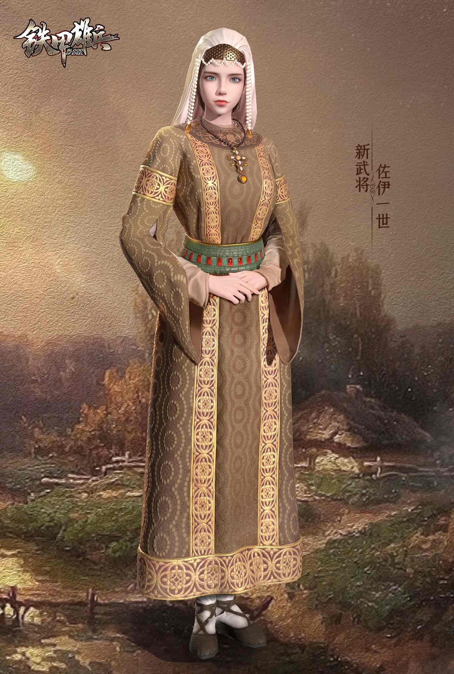 《铁甲雄兵》新武将佐伊女皇曝光:投石军团7.3上线