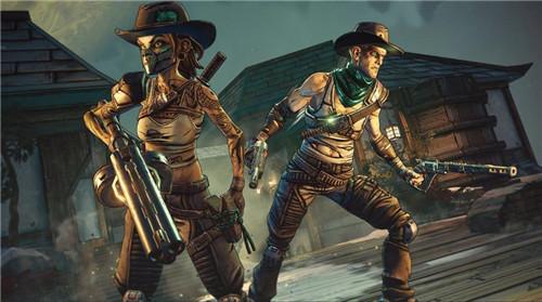 """《无主之地3》战役DLC""""浴血镖客""""IGN 9分:本作最强DLC"""
