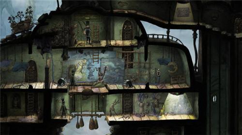 《机械迷城》开发商新作《嘎吱作响》确认7月登陆主机、PC平台