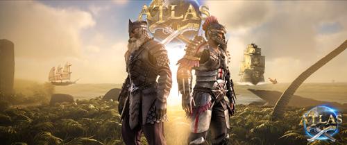 海盗游戏ATLAS第四季漩涡上线Steam和Xbox引发全球玩家疯狂海战