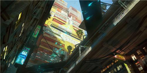 《赛博朋克2077》威斯布鲁克区域介绍 富人享乐胜地