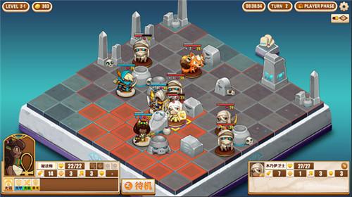 策略新游《尼罗河勇士》8月登陆PC 试玩版已上线