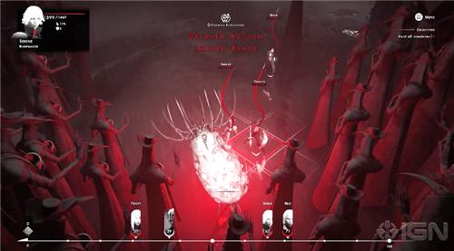 IGN 9分钟《彼岸花》实机演示公开 展示职业细节、Boss战