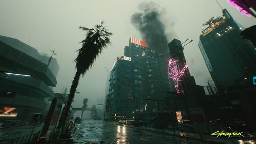 《赛博朋克2077》(Cyberpunk 2077)预告片揭秘!游戏将支持光线追