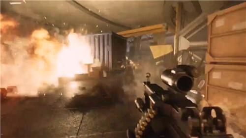 《穿越火线X》新预告 展示单人战役场景画面