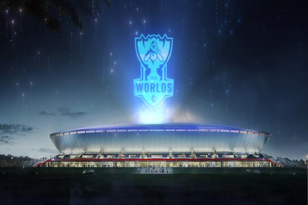 2020英雄联盟全球总决赛全程上海举行 9月25日正式开赛