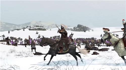 《骑马与砍杀2》新开发日志 玩家能和军队一起庆祝胜利