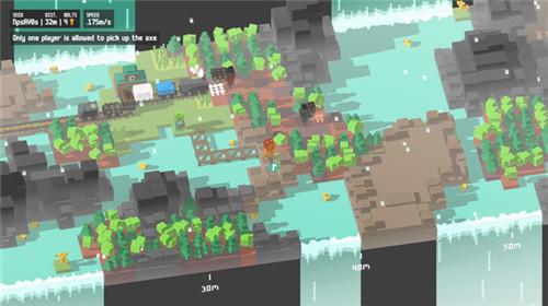 多人合作游戏《一起开火车!》将推出正式版、上调价格 新角色登