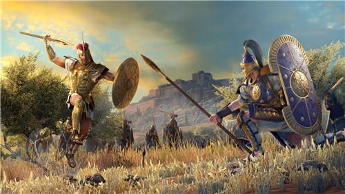 《全面战争传奇:特洛伊》新预告 游戏风景绝美壮丽