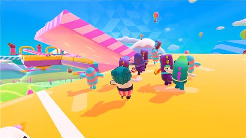 《糖豆人: 终极淘汰赛》IGN 8分:带给人持续的快乐