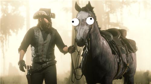 《荒野大镖客OL》最新更新似乎让马变笨了?